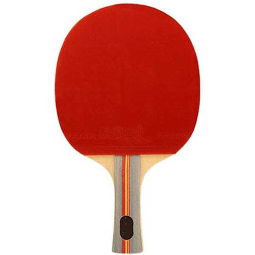 Pala ping-pong 5 lámina 4 estrellas P500 detalle 2