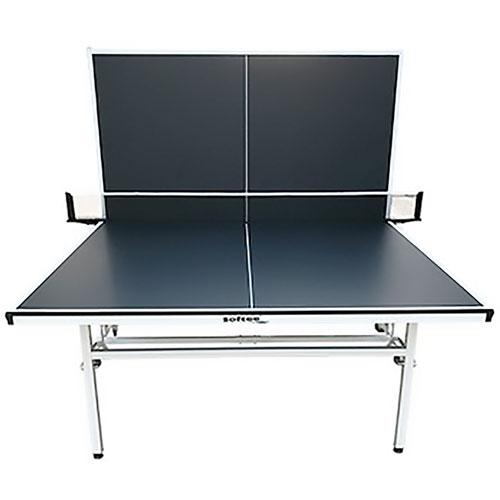 Mesa Ping-Pong Exterior Sol negra detalle 2