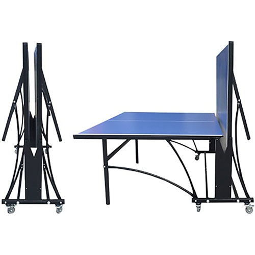 Mesa Ping-Pong SOL para Interior Azul detalle 1