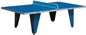 Mesa Ping-Pong exterior Caleta