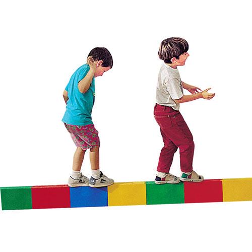 Camino de equilibrio recto 3 m
