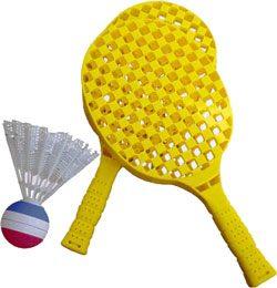 Raquetas shuttleball