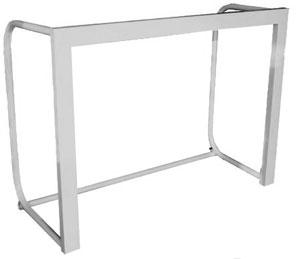 Portería plegable metal 140x105 cm
