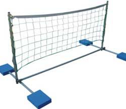 Voleibol flotante aluminio