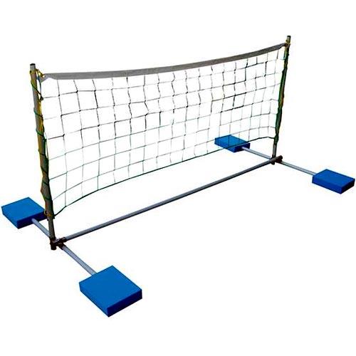 Voleibol flotante aluminio detalle 1