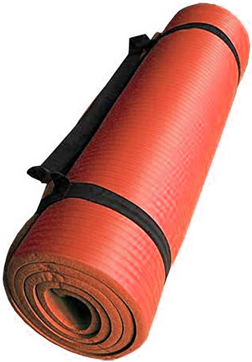 Colchoneta Matrixcell 180x60 cm roja