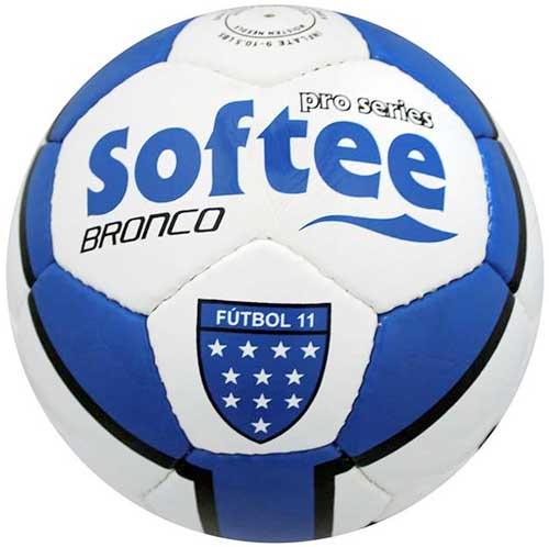 Balón fútbol 11 Bronco azul