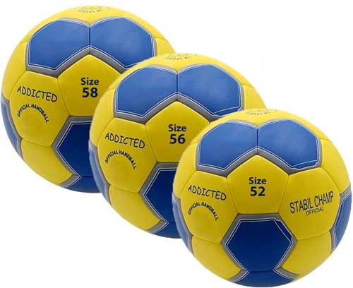 Balon balonmano adicto 52 cm