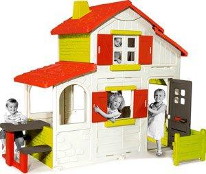 Casa gigante duplex