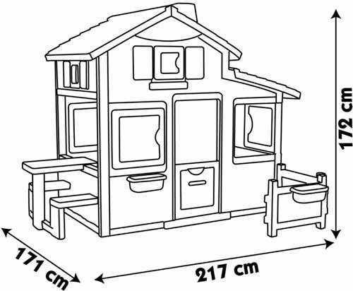Casa de amigos detalle 5
