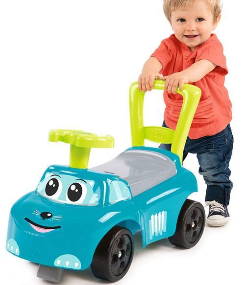Correpasillos andador coche blue