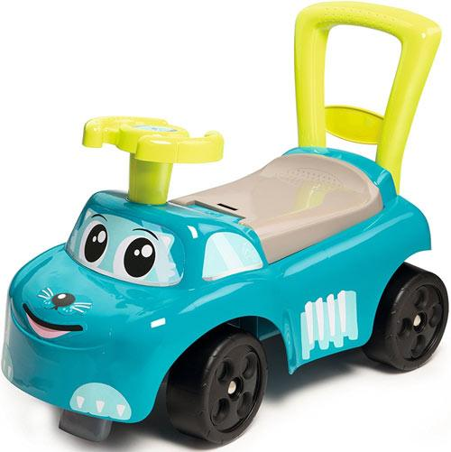 Correpasillos andador coche blue detalle 1