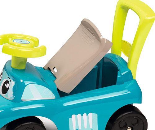 Correpasillos andador coche blue detalle 2