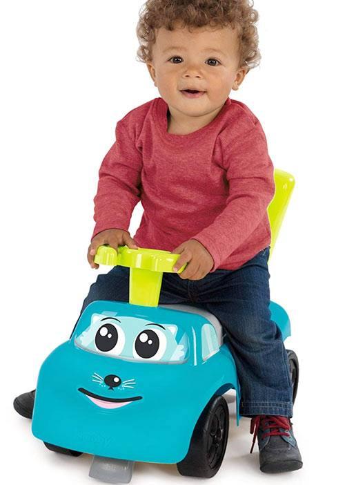 Correpasillos andador coche blue detalle 3
