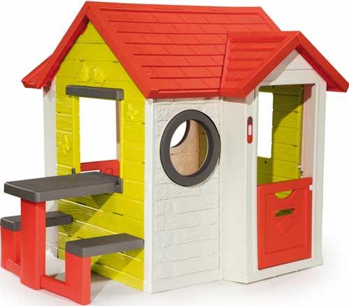 Mi casa con mesa picnic detalle 3