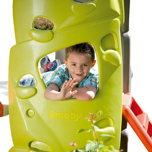 Mini Torre de escaladores detalle 2