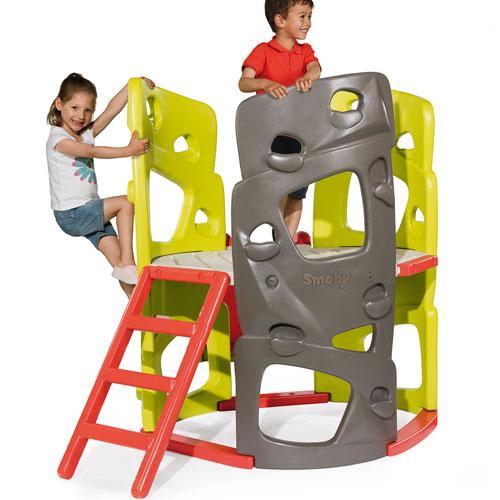 Torre de escaladores detalle 4