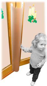 Protectora de puerta