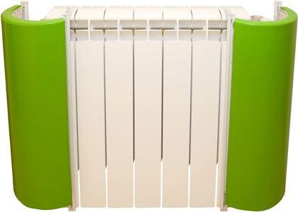 Protector esquina radiador