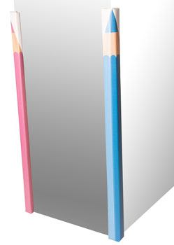 Cantonera lápiz 100 cm
