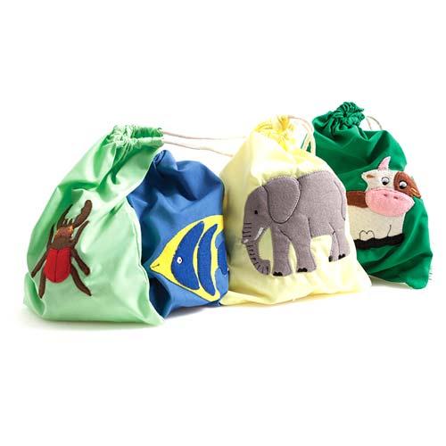 Pack velcro animales detalle 3