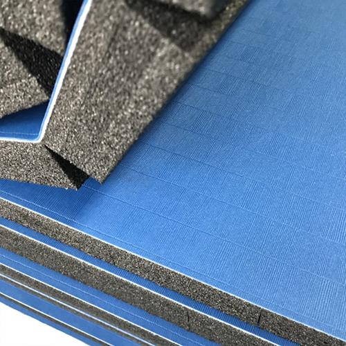 Rollo Foam plegable 1200 x 180 x 3,5 cm azul