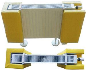 Protección radiador especial