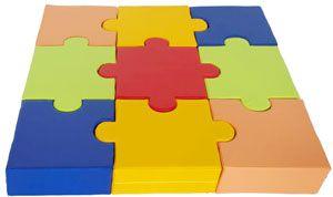 Pack asientos puzzle