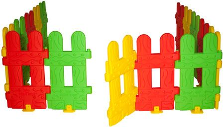 Kit vallas infantiles 10 ud