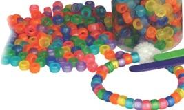 Abalorios color mate