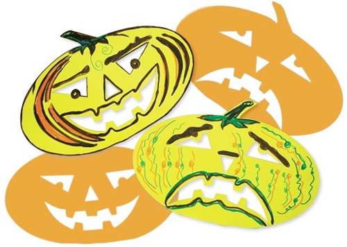 Calabazas Halloween para decorar