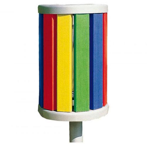 Papelera Bon Multicolor 60 litros