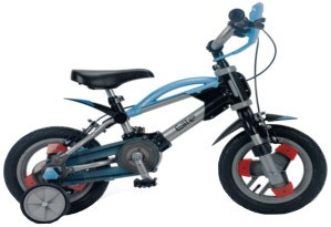 Bicicleta elite blue