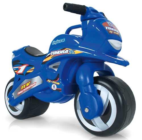 Correpasillos Moto Thunder Eco detalle 2