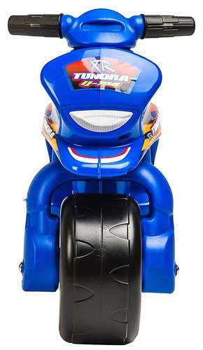 Correpasillos Moto Thunder Eco detalle 3