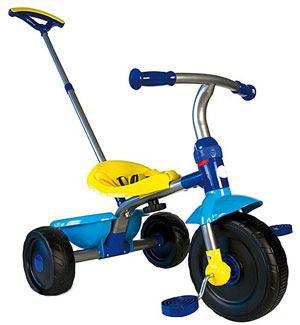 Triciclo básico guardería
