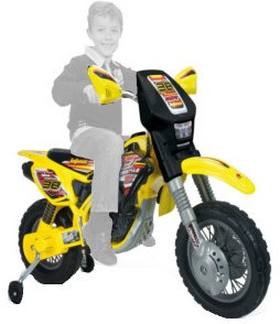 Moto cross drift zx 12v