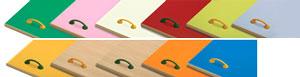 Colores puertas