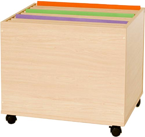 Mueble cartulinas vertical