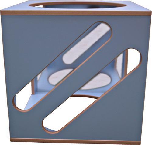 Cubo de juegos individual