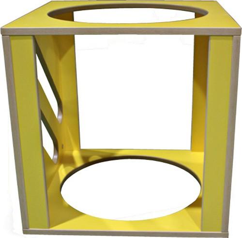 Cubo de juegos individual detalle 1