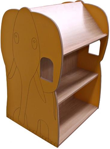 Mueble biblioteca Elefante detalle 1