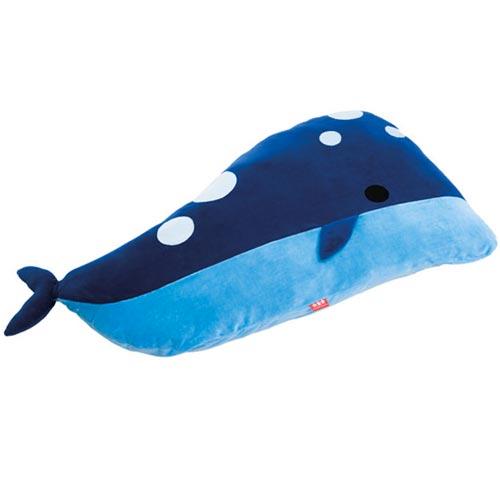 Puf la ballena azul terciopelo 140 cm