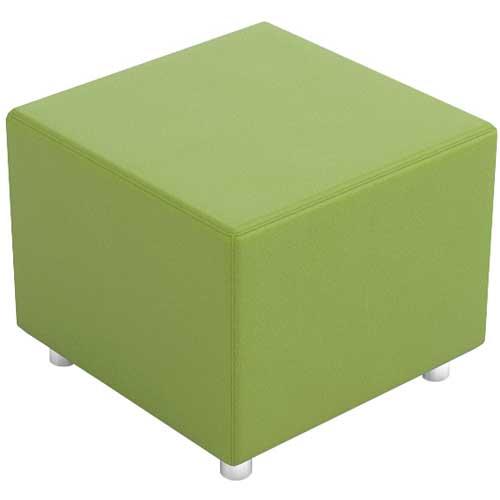 Sofá asiento cubo