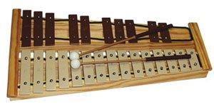 Carrillón soprano cromático 15+10