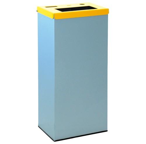 Papelera reciclaje de pilas 76 litros