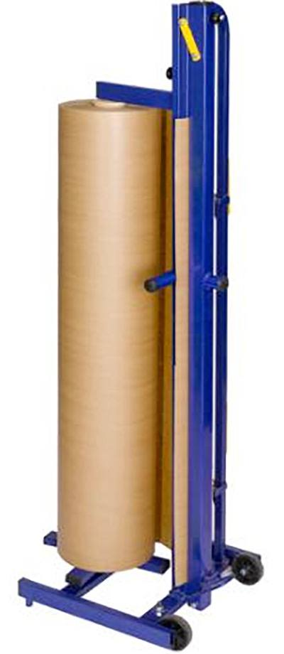 Portabobinas vertical rollos hasta 120 cm