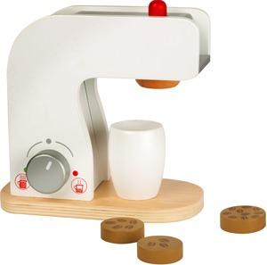 Cafetera de cápsulas madera