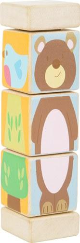 torre animales del bosque detalle 5
