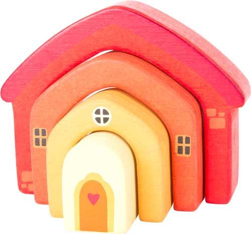 Casa construcción en arcos detalle 2
